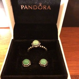 Pandora Jewelry - Jewelry ring and earrings